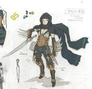 Assassin female 1