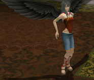 FE10 Raven Untransformed (Vika)
