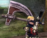 FE14 Arthur's Axe