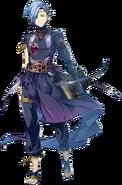 Shigure Cantante oscuro Heroes