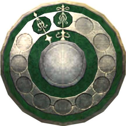 Eleven Shield
