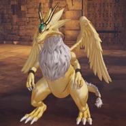 Divine Dragon Tiki Warriors (transformed)