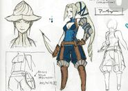 Archer female