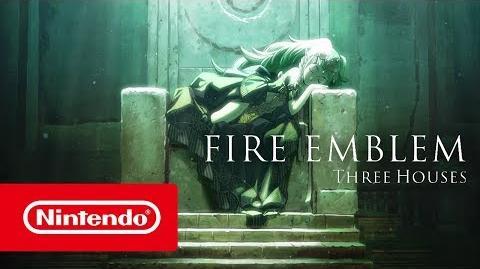 Fire Emblem Three Houses - Tráiler del E3 2018 (Nintendo Switch)