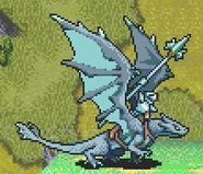 Cormag as a Wyvern Lord