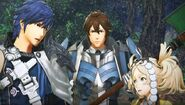 Warriors Chrom Lissa Frederick