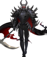 Artwork del Caballero Sanguinario (1) - Fire Emblem Heroes