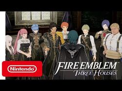 Fire Emblem- Three Houses - Welcome to the Golden Deer House - Nintendo Switch