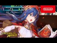 Fire Emblem Heroes - Legendary Hero (Lilina- Firelight Leader)