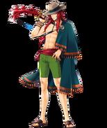 Joshua Tropical Gambler Heroes