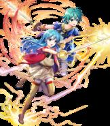 Eirika Twin Refulgence Skill
