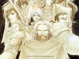 Twelve Crusaders