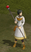 FE10 Laura Priest Battle Model