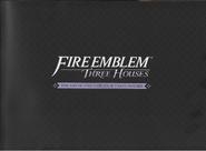 Primera página - The Art of Fire Emblem Three Houses