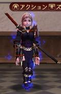 Felicia dread fighter