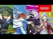 Fire Emblem Heroes - New Heroes (Brave Echoes)
