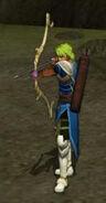 FE9 Bright Bow Unused