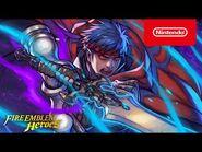 Fire Emblem Heroes - New Heroes (Dark Burdens)