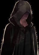 Hooded Man Standard