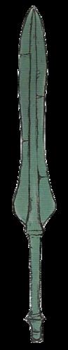Épée Bronze
