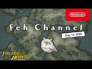 Fire Emblem Heroes - Feh Channel (Aug