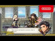 Fire Emblem Heroes - Hear from the Heroes, Claude
