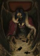 King Kilvas despair