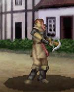 Shirou battle (dismount)
