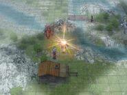 FE9 Torch Staff