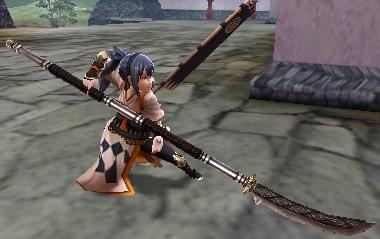 Venge Naginata