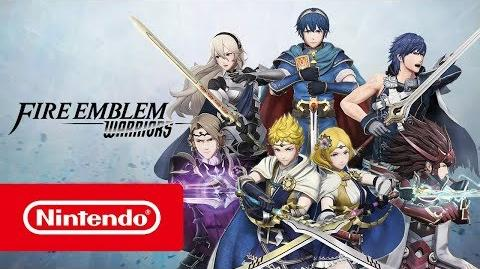 Fire Emblem Warriors – Tráiler de lanzamiento (Nintendo Switch)