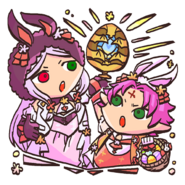 Idunn dragonkin duo pop04