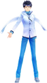 Itsuki DS2 Protagonist Costume