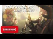 Fire Emblem- Three Houses - Launch Trailer Pt