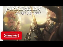 Fire Emblem- Three Houses - Launch Trailer Pt. 2 - Into the Battle - Nintendo Switch-2