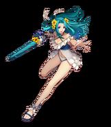 Fiora (Summer Refreshes) Fight