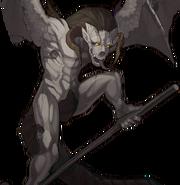 Gargoyle Echoes portrait