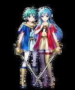 Eirika Twin Refulgence Heroes