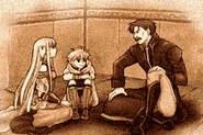 Pherae and Dragon Siblings