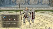 Catherine armored knight
