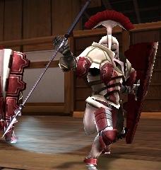 Silver Javelin