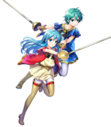 Eirika Twin Refulgence Fight