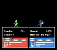 Holy Sword Battle (Gaiden)