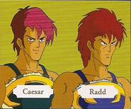 Caesar y Radd FE1