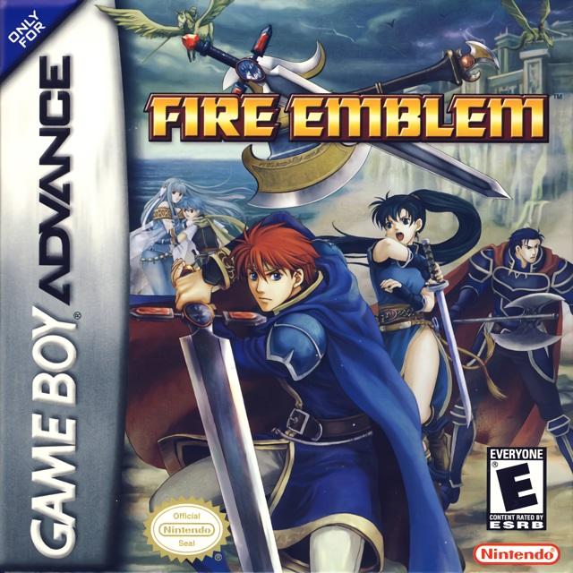 Fire Emblem The Blazing Blade Fire Emblem Wiki Fandom