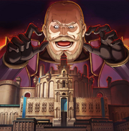 Evil Chancellor Desaix