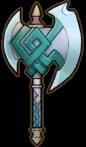 Emerald Axe