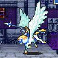 Farina as a Pegasus Knight