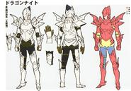 3H Wyvern Rider concept