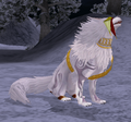 FE10 Wolf Queen (Transformed) -Nailah-